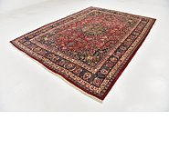 Link to 260cm x 350cm Mashad Persian Rug