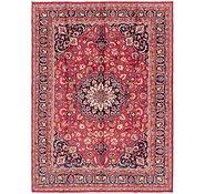 Link to 8' 10 x 10' 10 Mashad Persian Rug