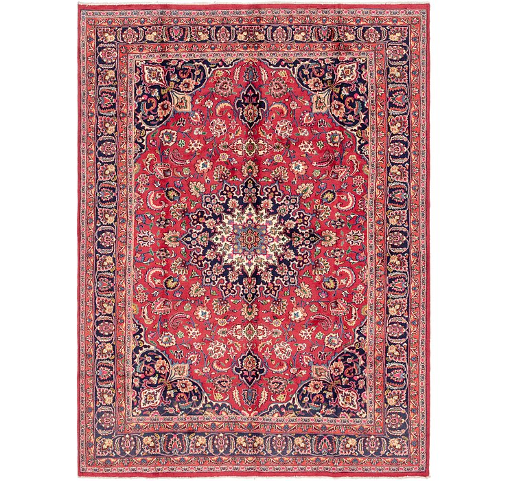 8' 10 x 10' 10 Mashad Persian Rug