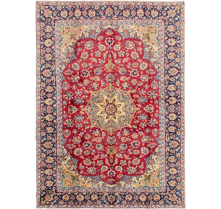 7' 7 x 10' 9 Isfahan Persian Rug