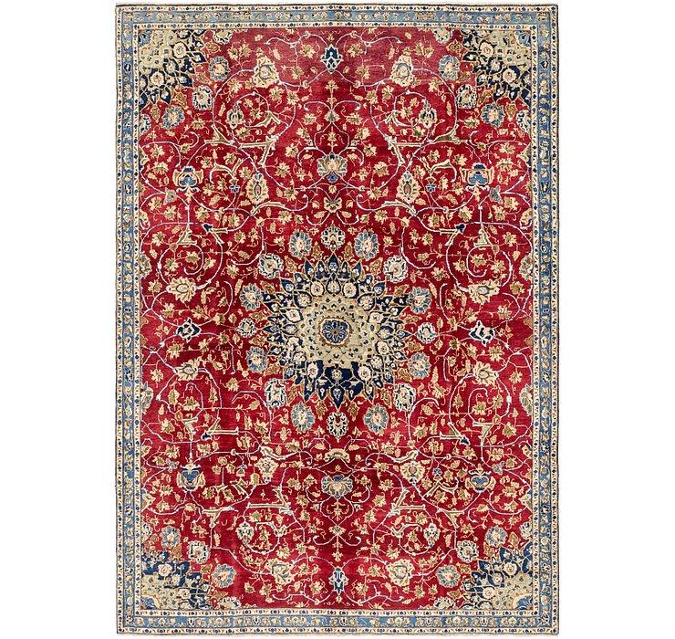 7' 5 x 10' 10 Isfahan Persian Rug