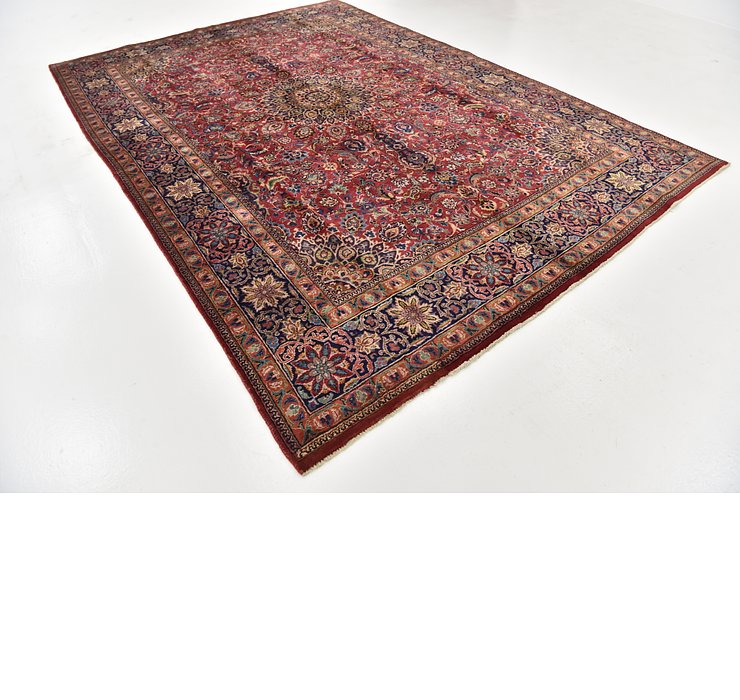 HandKnotted 8' x 11' 6 Kashmar Persian Rug