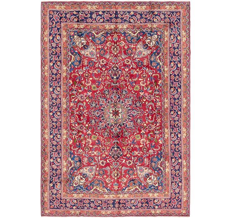 7' 10 x 11' 5 Mashad Persian Rug
