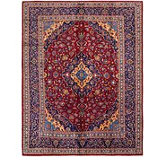 Link to 9' 6 x 12' 4 Kashmar Persian Rug