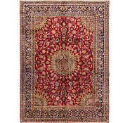 Link to 9' 6 x 13' Kashmar Persian Rug