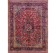 Link to 297cm x 390cm Mashad Persian Rug