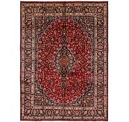 Link to 9' 7 x 13' Mashad Persian Rug