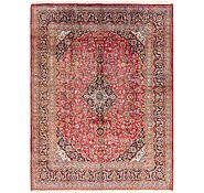 Link to 9' 8 x 12' 7 Mashad Persian Rug