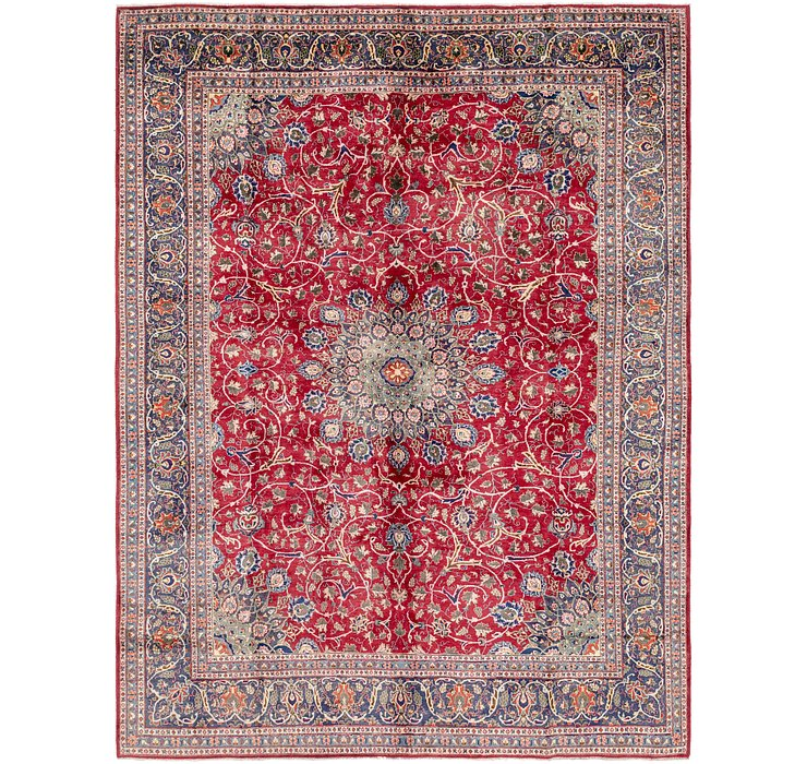 292cm x 380cm Kashmar Persian Rug