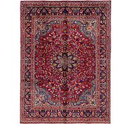 Link to 9' 8 x 13' Mashad Persian Rug