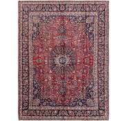 Link to 9' 3 x 12' 4 Mashad Persian Rug