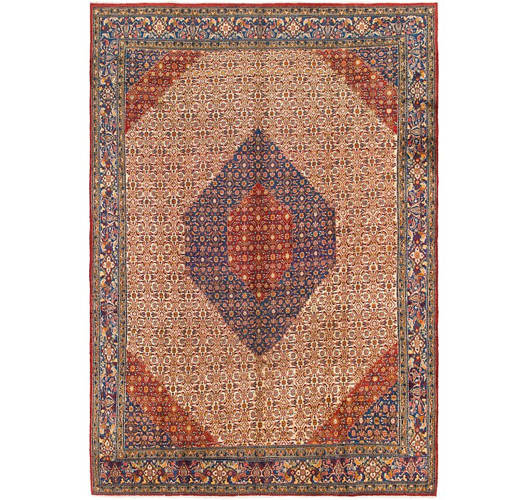 8' 5 x 12' Mood Persian Rug