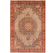 Link to 188cm x 282cm Mood Persian Rug
