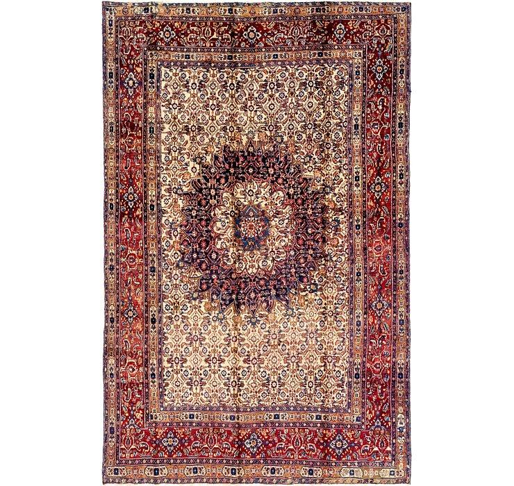 6' 5 x 10' Mood Persian Rug