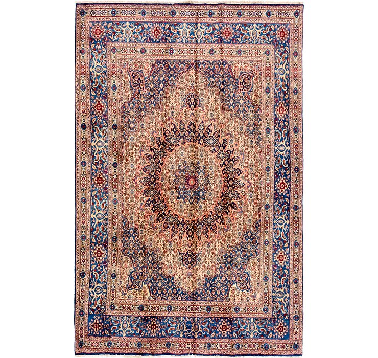 205cm x 323cm Mood Persian Rug