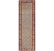 Link to 3' 3 x 10' Mood Persian Runner Rug