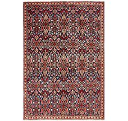 Link to 5' 7 x 8' 4 Mood Persian Rug