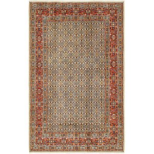 5' x 7' 10 Mood Persian Rug