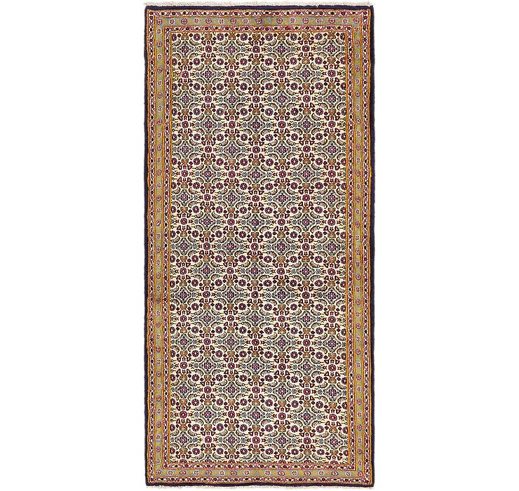 3' 4 x 7' 2 Mood Persian Runner Rug