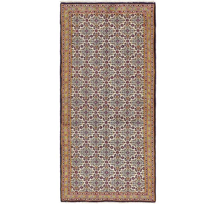 3' 4 x 7' 2 Mood Persian Runner Rug