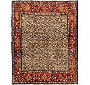 Link to 6' 6 x 8' 2 Mood Persian Rug