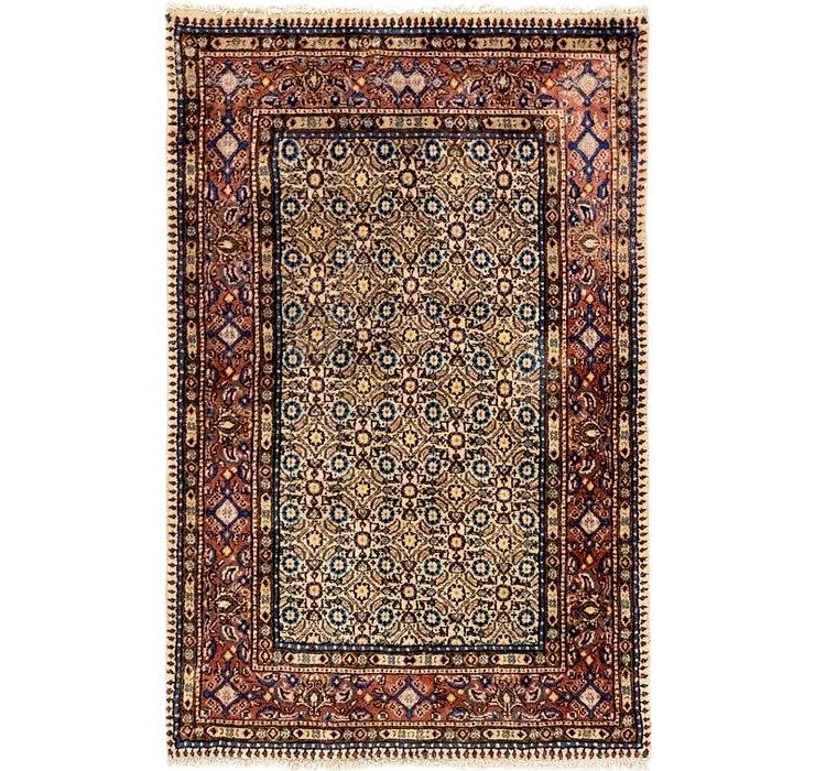 2' 7 x 4' Mood Persian Rug