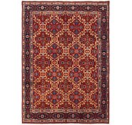 Link to 6' 10 x 9' 9 Mood Persian Rug