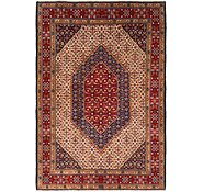 Link to 6' 7 x 9' 8 Mood Persian Rug