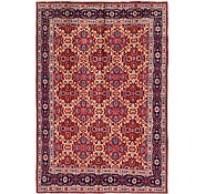 Link to 7' x 9' 9 Mood Persian Rug