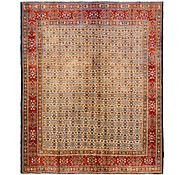 Link to 6' 10 x 8' 5 Mood Persian Square Rug
