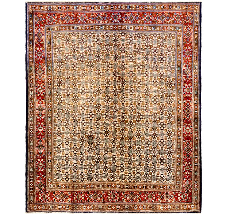 6' 10 x 8' 5 Mood Persian Square Rug