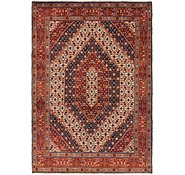 Link to 6' 10 x 10' 2 Mood Persian Rug