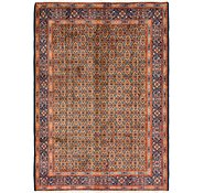 Link to 7' 2 x 10' 4 Mood Persian Rug
