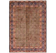 Link to 7' 2 x 10' 4 Mood Persian Rug