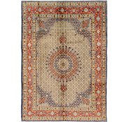Link to 8' 2 x 11' 6 Mood Persian Rug