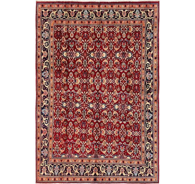6' 7 x 9' 8 Mood Persian Rug