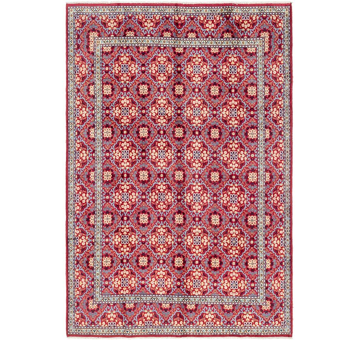 6' 5 x 9' 6 Mood Persian Rug