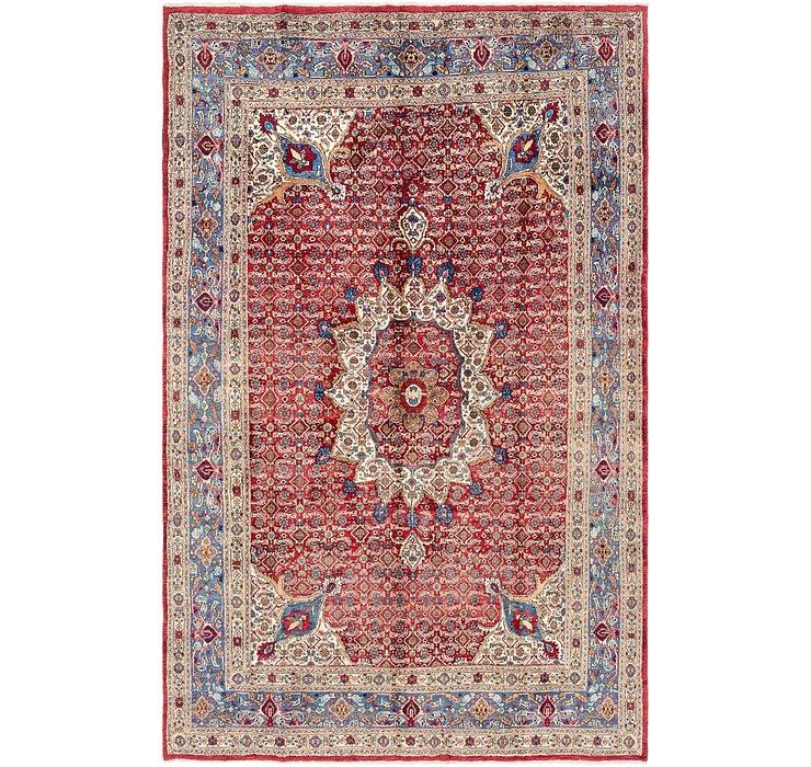 6' 10 x 10' 8 Mood Persian Rug