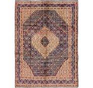 Link to 7' x 9' 8 Mood Persian Rug