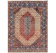 Link to 7' 2 x 9' 3 Mood Persian Rug