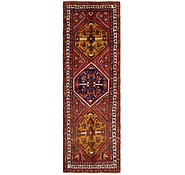 Link to 3' 9 x 11' 3 Meshkin Persian Runner Rug