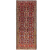 Link to 3' 9 x 9' 2 Mashad Persian Runner Rug