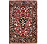 Link to 4' 2 x 6' 7 Mashad Persian Rug