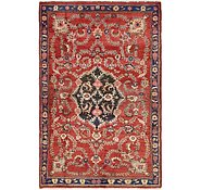 Link to 4' 1 x 6' 4 Mashad Persian Rug