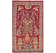 Link to 3' 5 x 5' 10 Mashad Persian Rug