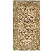 Link to 4' 5 x 8' 4 Kashan Persian Rug