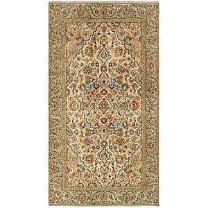 4' 5 x 8' 4 Kashan Persian Rug