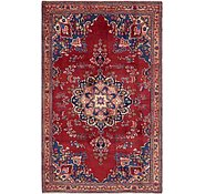Link to 4' 10 x 7' 10 Mashad Persian Rug