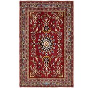 Link to 4' x 6' 5 Mashad Persian Rug
