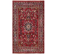 Link to 4' x 6' 7 Mashad Persian Rug